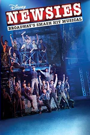 Disney's Newsies: The Broadway Musical! poster